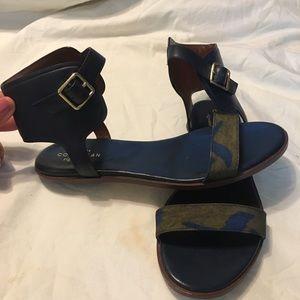 Like new! Cole Haan Barra leather sandal